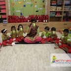 Lemonade Making Activity by Nursery Morning Section at Witty World, Chikoowadi (2017-18)