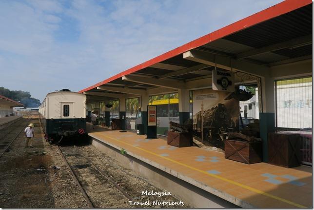 馬來西亞沙巴北婆羅洲火車 (4)