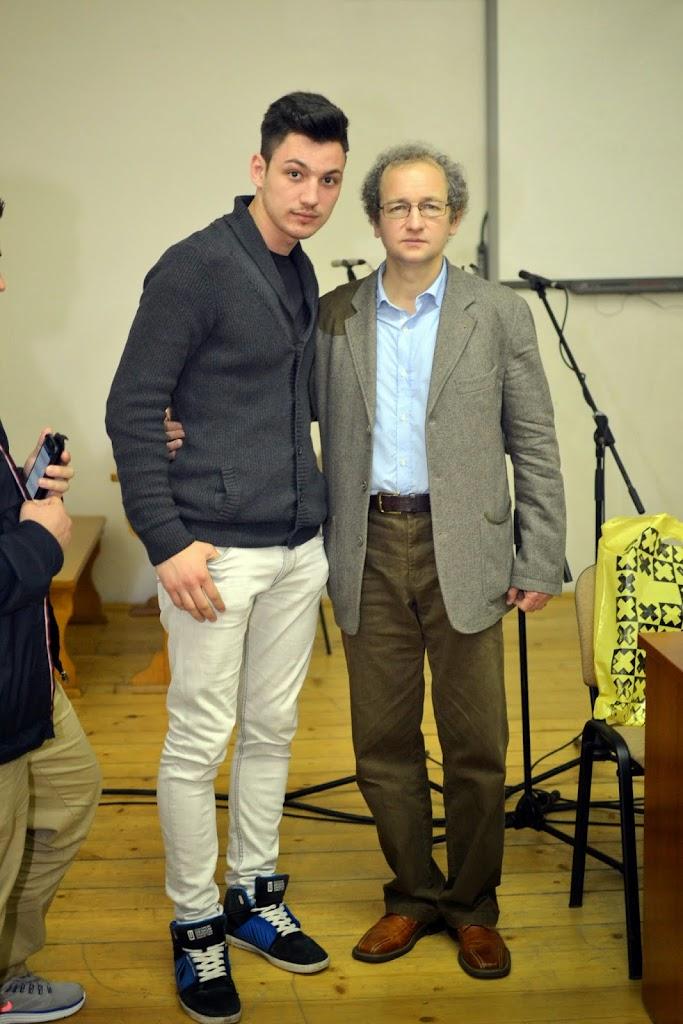 Conferinta Despre martiri cu Dan Puric, FTOUB 247