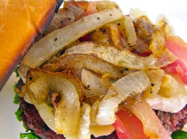 Bistro Cheeseburger Recipe