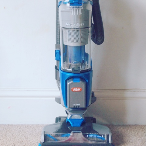 va air cordless lift vacuum cleaner