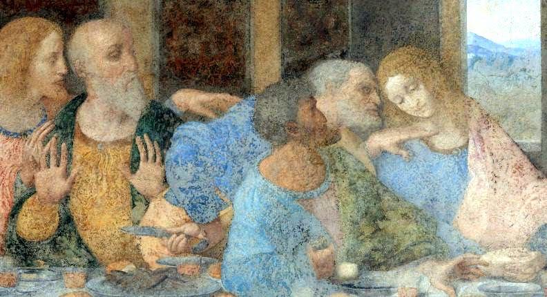 Última Cena de Leonardo da Vinci