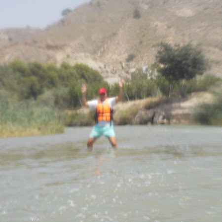 Descenso en Rafting 07/08/2018