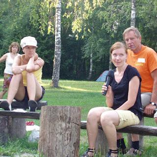 """Kolgata koguduse suvelaager """"Maa sool"""" Nuutsakul (juuli 2011)"""