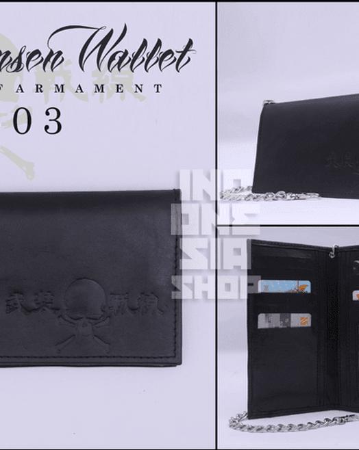 indonesia shop wl03 t.f.o.a busoh sensen wallet 7th generation