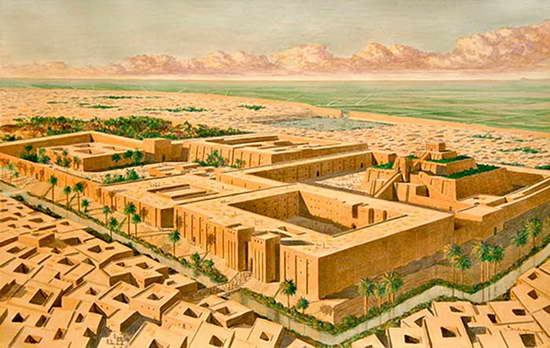 Религия Древней Месопотамии 4