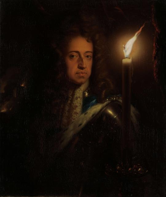Godfried Schalcken - Willem III, prins van Oranje