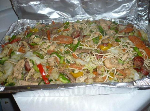 Pancit Recipe
