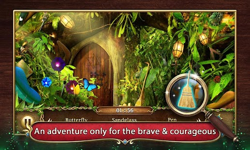 Hidden Objects: Mystery of the Enchanted Forest Capture d'écran