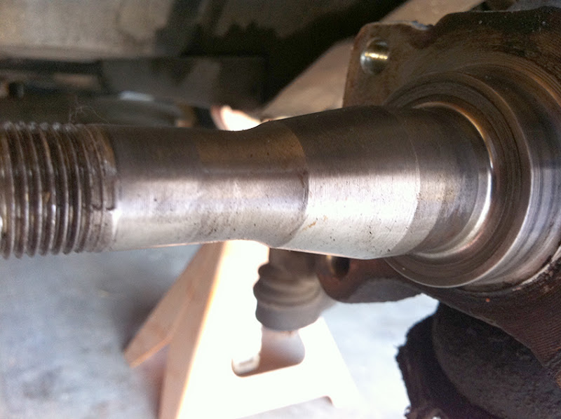 Is this Spindle Worn? - Vintage Mustang Forums