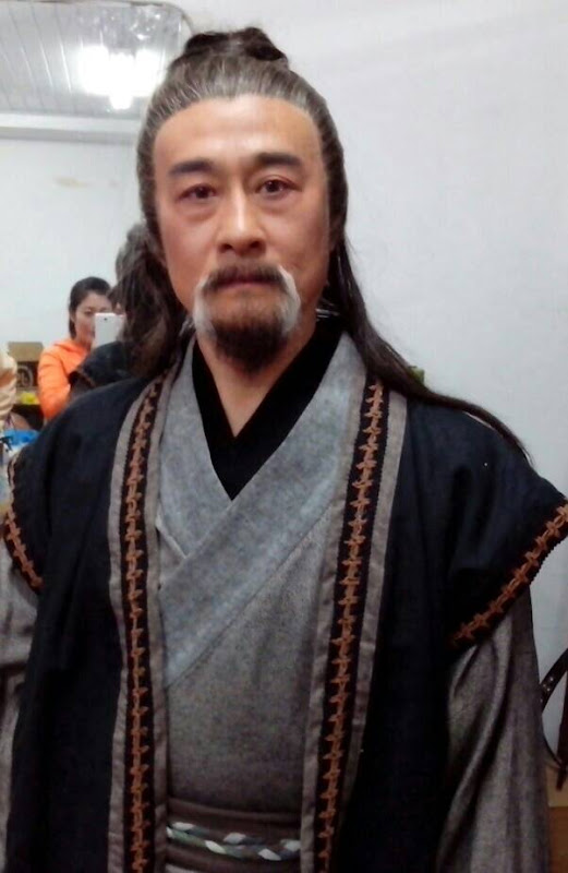 Ren Luomin China Actor