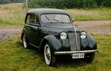 Renault 1937 Juvaquatre