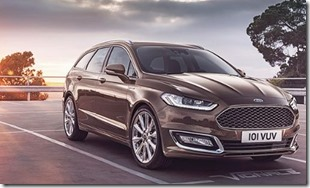 ford mondeo motability price list