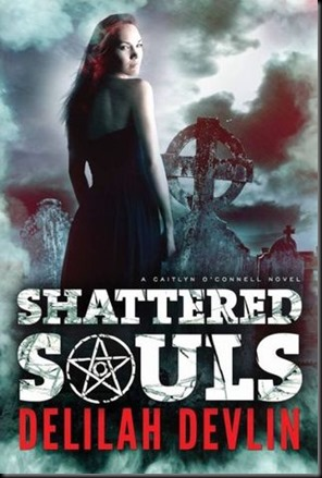 Shattered Souls  (Caitlyn O'Connell #1)
