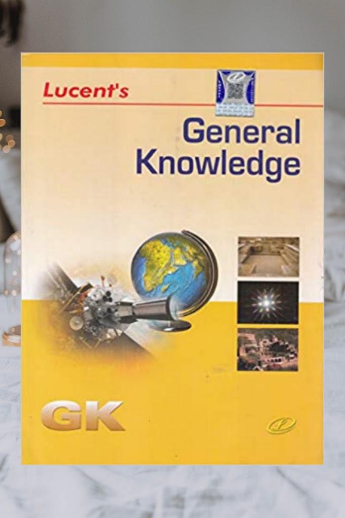 [PDF] Lucent's GK (English Edition) PDF download