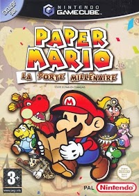 Jaquette du jeu Paper Mario : La Porte Millénaire