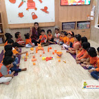 Orange Day Celebration by Nursery Afternoon Section at Witty World, Chikoowadi (2017-18)