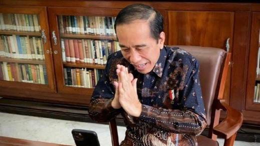 Jika Tiga Periode Terwujud dan Jokowi Maju Lagi, Pengamat Nilai Anak Megawati Akan 'Gigit Jari'