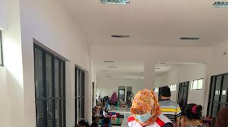 """PMI Dirikan Dapur Umum, Ajak Warga Karawang Bersama Bantu  """" Donasi """"  Terdampak Banjir"""