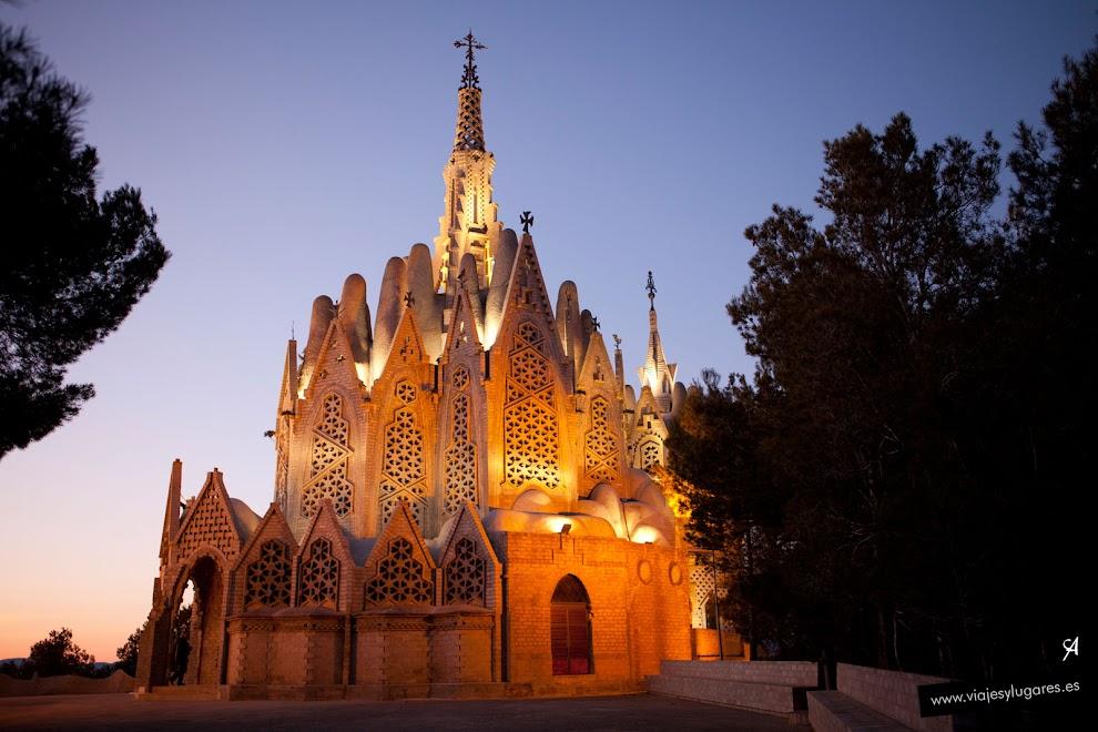 Foto del Santuario de Montserrat de Montferri