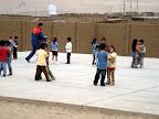 Dance Lessons at USDA School (Alta Trujillo, Peru)