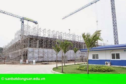 Hình 2: Khu đô thị xanh Gamuda Gardens tại Hà Nội