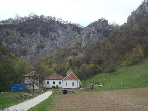 Монастырь Вратна