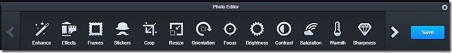 flickr aviary toolbar