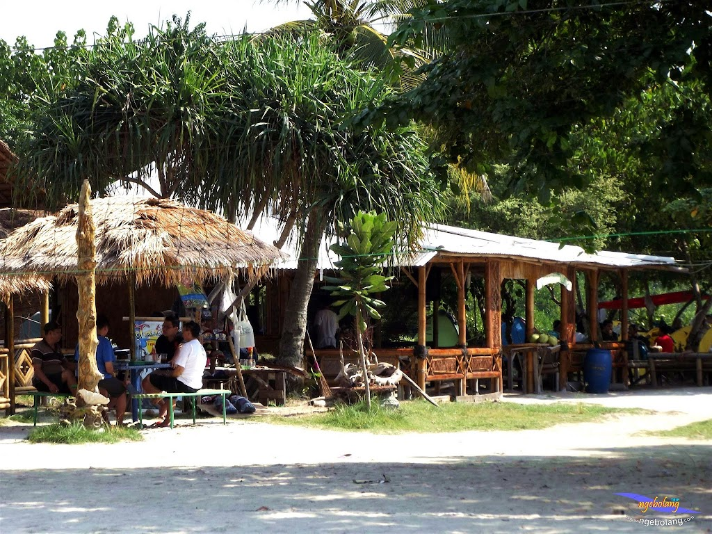 family trip pulau pari 090716 Fuji 053