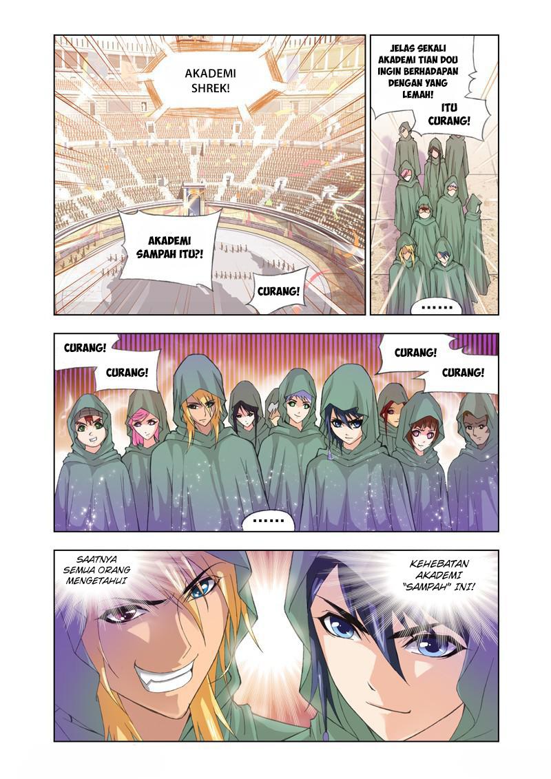 Baca Manga Soul Land Chapter 88 Komik Station