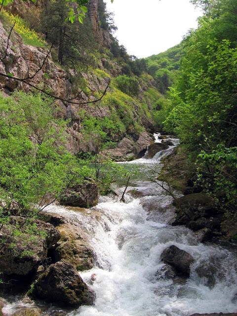 каньон чернореченский как добраться