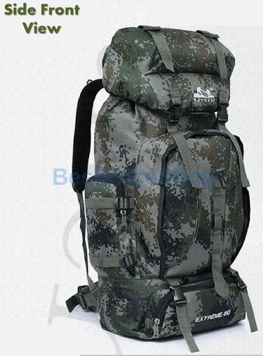 4bdfd5d88681 75L Partner High Grade Large Military Tactical Water Resistant Outdoor  Hiking Backpack Bag (LXZ-040)