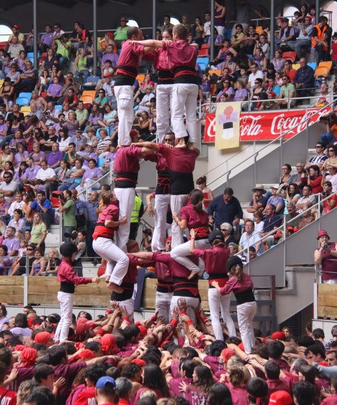 Concurs de Castells de Tarragona 3-10-10 - 20101003_186_3d8_CdL_XXIII_Concurs_de_Castells.jpg