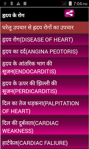 Heart Diseases Treatment hindi