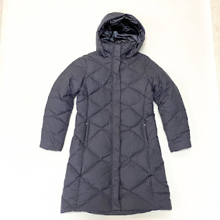 The North Face Long Down Coat