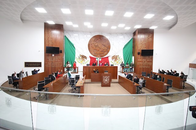 Aprueba congreso del estado cuenta pública