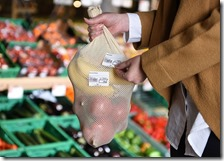 Sacchetti multiuso per frutta e verdura utilizzati in Svizzera