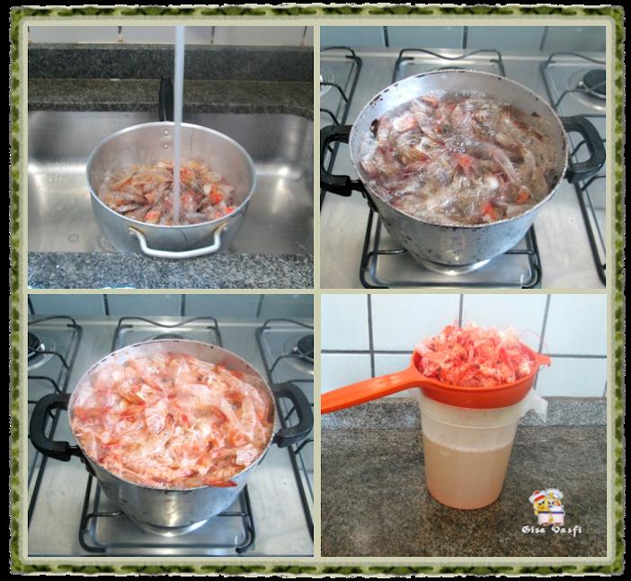 Rissoles de camarão 5