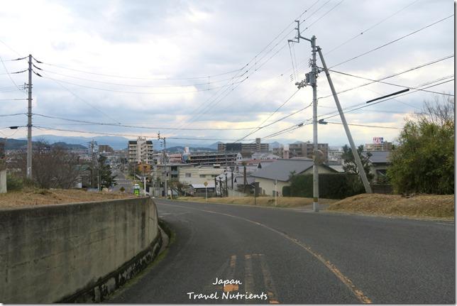 日本四國高松景點博物館  四國村 (1)