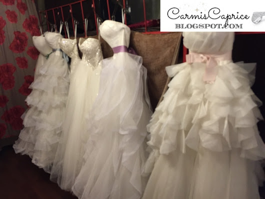 Carmi's Caprice: Princess Diary: A Dress Cafe in Edae