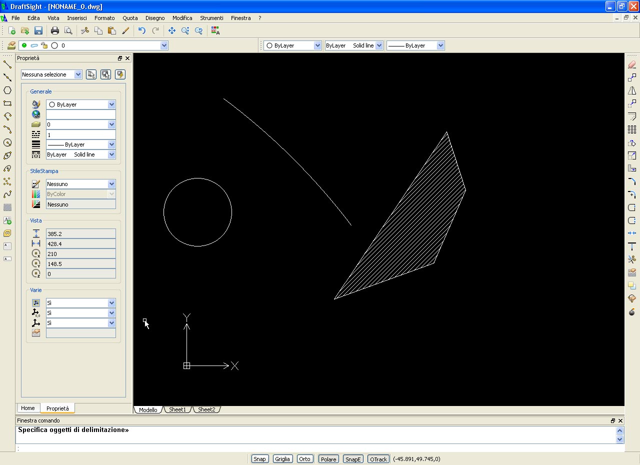 Draftsight free cad software for your dwg files for Free online cad program