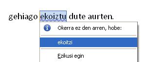 Hobelex LibreOffice