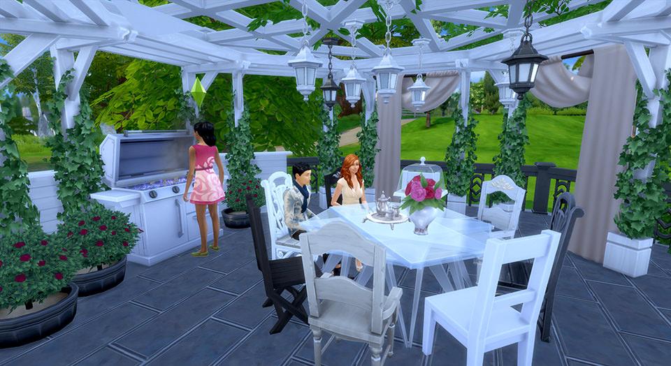 munityblog Zo maak je een geweldige veranda in De Sims