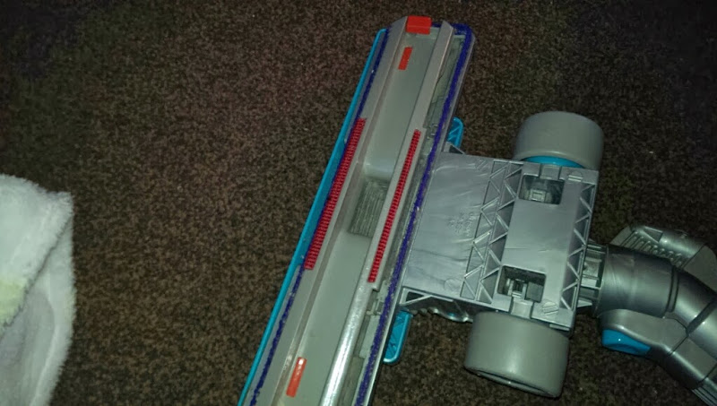 how to take apart dyson dc65