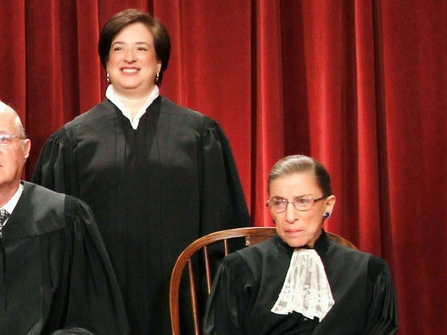 Justices Ginsberg & Kagan must recuse themselves