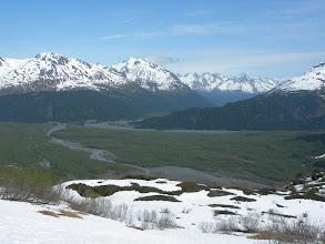 Photo: zurück vom Exit glacier nahe Seward