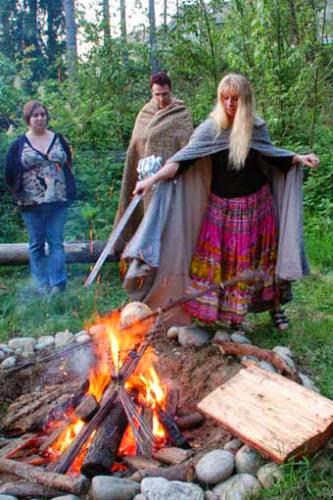 An Opening Ritual
