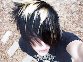 Emo Hairstyle for Boys - Hairstyle Ideas