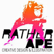 Rather Ape Creative Design and Illustration