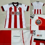 Jual Jersey Sheffield United Home Musim 2020/2021